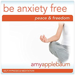 [英文audiobook音频] Be Anxiety Free (Self-Hypnosis & Meditation) - Am...