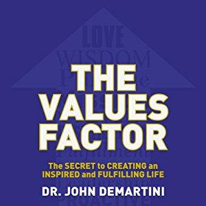 [英文audiobook音频+文本] The Values Factor: The Secret to Creating an I...