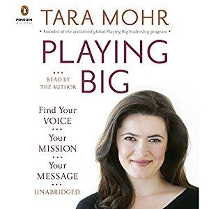 [英文audiobook音频+文本] Playing Big: Find Your Voice, Your Mission, Yo...