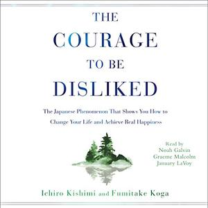 [英文audiobook音频+文本] The Courage to Be Disliked: How to Free Yourse...