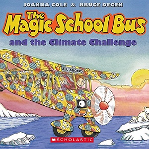 [英文audiobook音频+文本] The Magic School Bus: Climate Challenge - Joan...