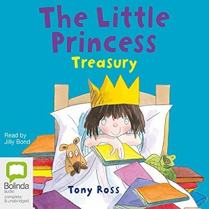 [英文audiobook音频+文本] The Little Princess Treasury - Tony Ross
