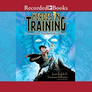 [英文audiobook音频+文本] Zeus and the Thunderbolt of Doom - Joan Holub,...