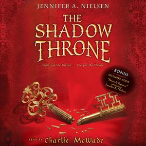 [英文audiobook音频+文本] The Shadow Throne - Jennifer A. Nielsen