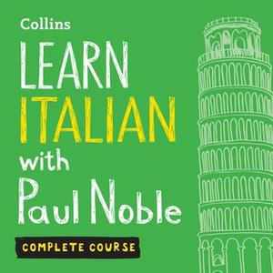 [英文audiobook音频+文本] Learn Italian with Paul Noble – Complete Cours...
