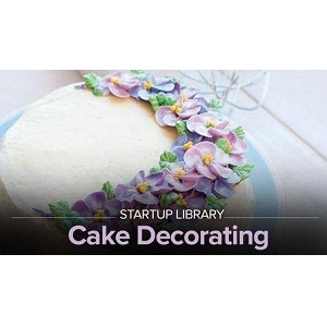 TTC Video视频] Startup Library Cake Decorating